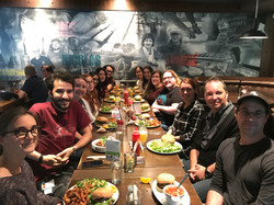 Lab lunch Sept 2017