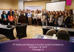 Nucleic Acids meeting (2019)