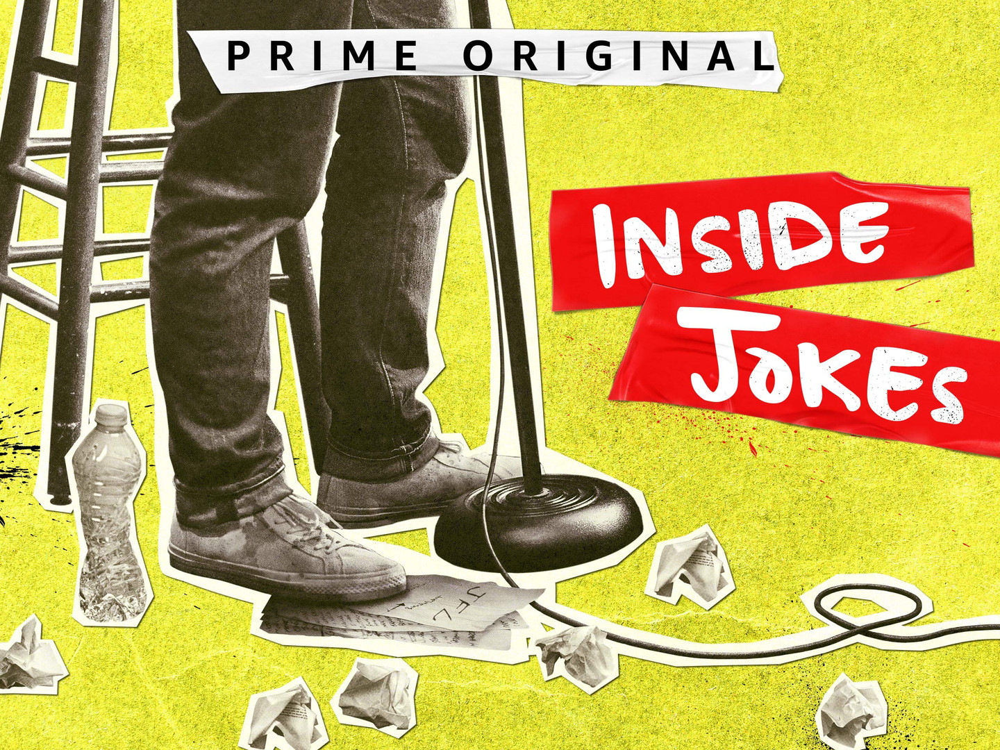 INSIDE JOKES | AMAZON