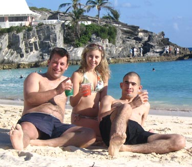 Ugo, Synthia et Mickael