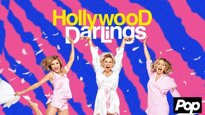 HOLLYWOOD DARLINGS   POP