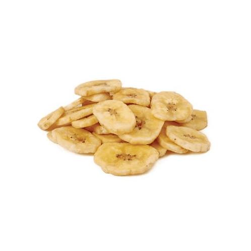 Bananes sucrées sechées en rondelles bio