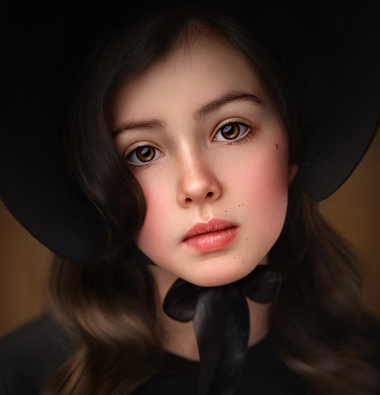 Zakopane 18 Kwietnia Portret w Studio