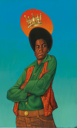 MJ painting2 2017 のコピー