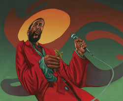 marvin gaye painting 2018 のコピー