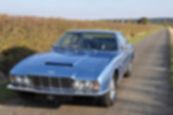 1970 Aston Martin DBS FI Restoration
