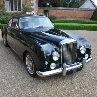 1957 Bentley S1 Fastback