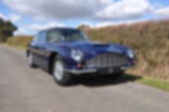 1966 Aston Martin MK1 DB6 Vantage