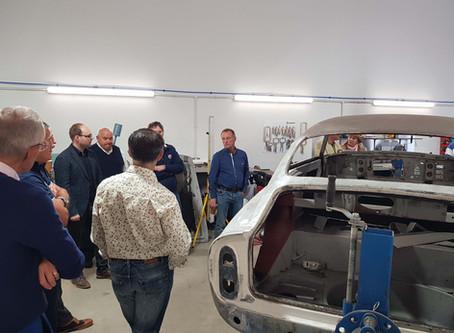 Aston Martin Owners Club Visit