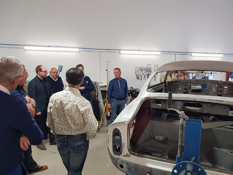 Aston Martin Owners Club Visit