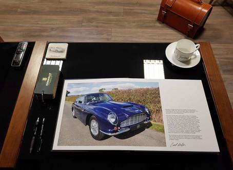 Aston Martin DB6 Vantage Photobook