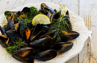 Moules Frites Wednesday's
