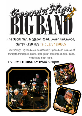 Big Band Thursday's