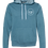 Thumbnail: Ocean Heather Teal Hoodie