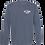 Thumbnail: Classic Long-Sleeve -Denim Blue