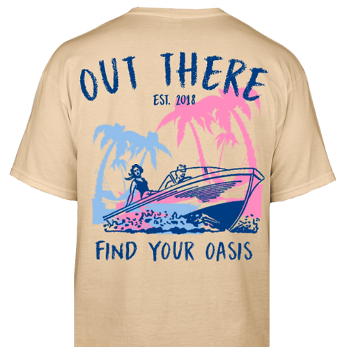 Find Your Oasis T-Shirt