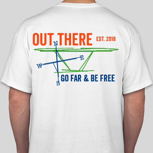 Go Far & Be Free T-Shirt