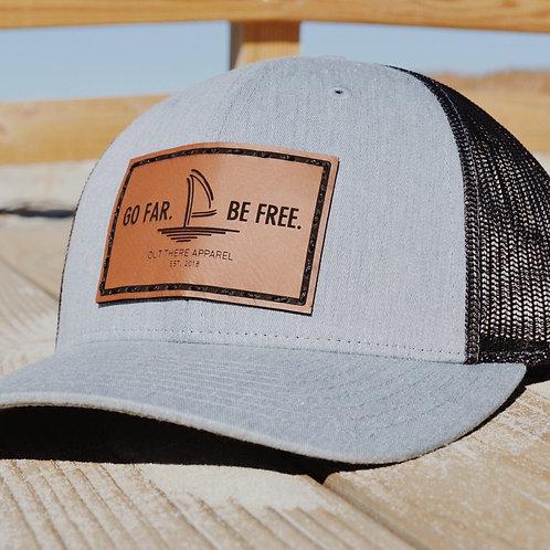Shadow Grey Trucker Hat