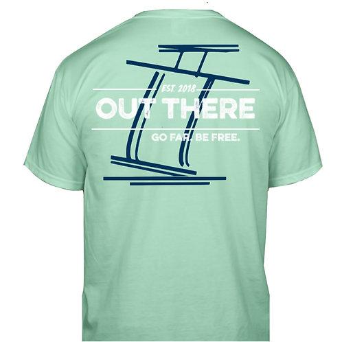 Go Far Be Free Vintage T-Shirt