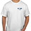 Thumbnail: Sail and Flag Classic T-Shirt - White