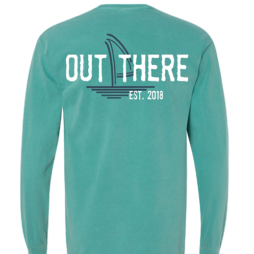 Classic Long-Sleeve - Salt Green