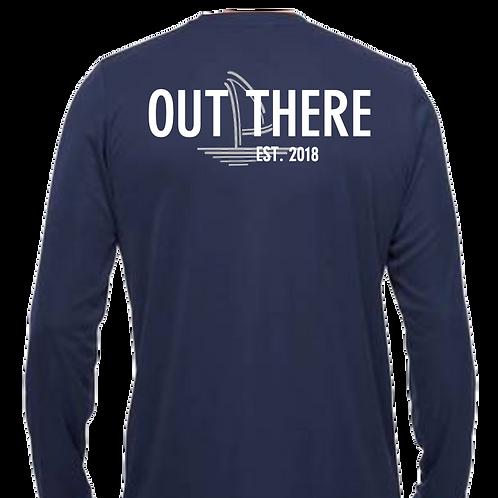 Navy Dri-Fit Performance Shirt
