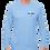 Thumbnail: Light Blue & Navy Dri-Fit Performance Shirt