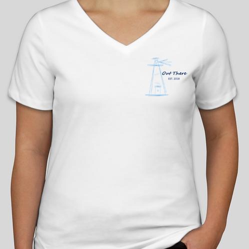 Be the Light - Women's T-Shirt