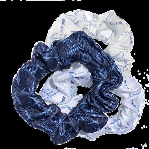 3 Style Scrunchie Bundle