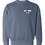 Thumbnail: Crewneck Sweatshirt - Washed Blue