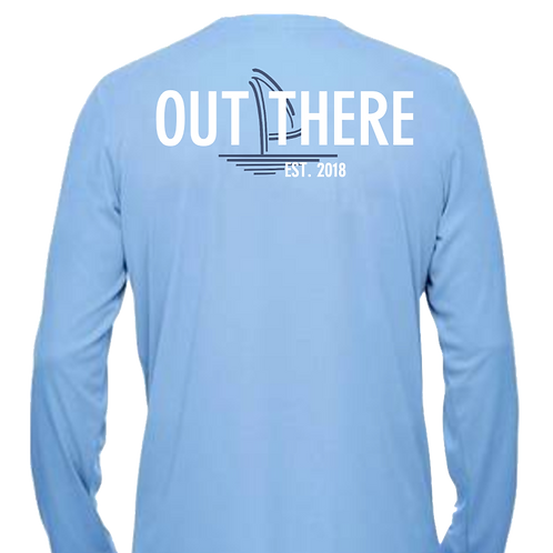 Light Blue Dri-Fit Performance Shirt