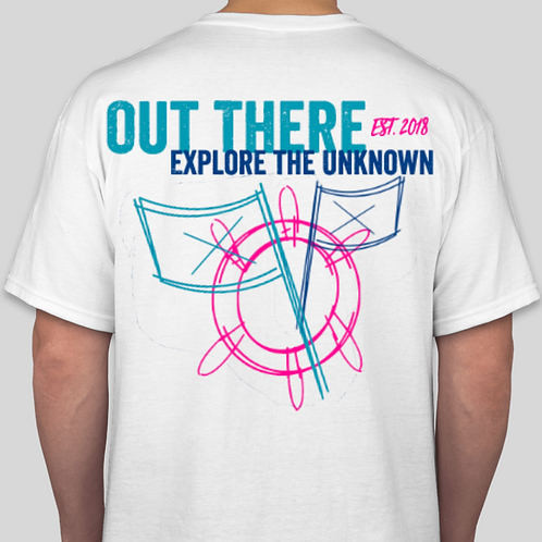 Explore the Unknown T-Shirt