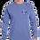 Thumbnail: Sailboat Long Sleeve -  Indigo Blue