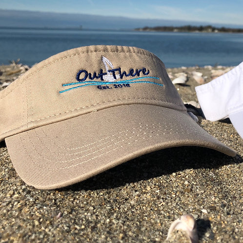 Out There Visor - Beige