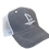 Thumbnail: Weathered Trucker Hat - Pale Grey