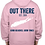 Thumbnail: Out There Heavy Sweatshirt - Pink