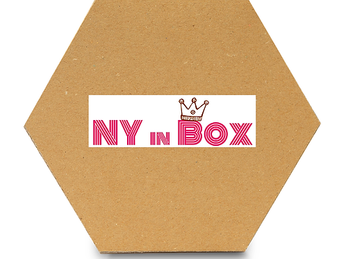 NY in BOX 3ヶ月