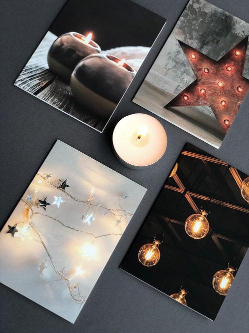 Ramadan/Eid Cards Multipack | Love & Light