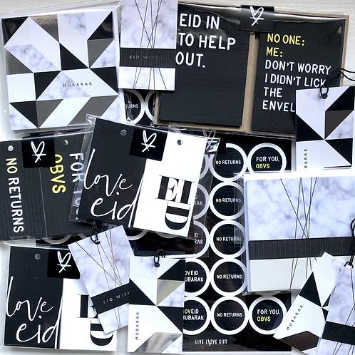 Monochrome Edition Bargain Box