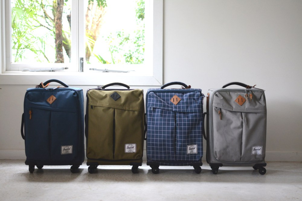 suitcase family