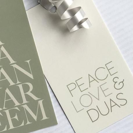 Ramadan Gift Tags