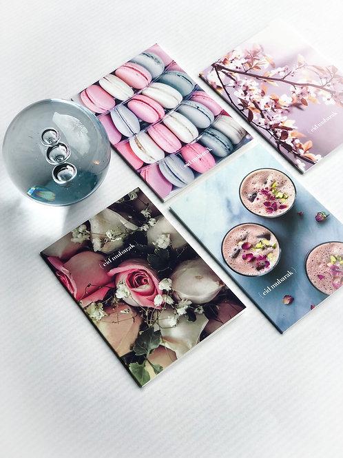 Eid Cards Multipack | Pastel Pretties