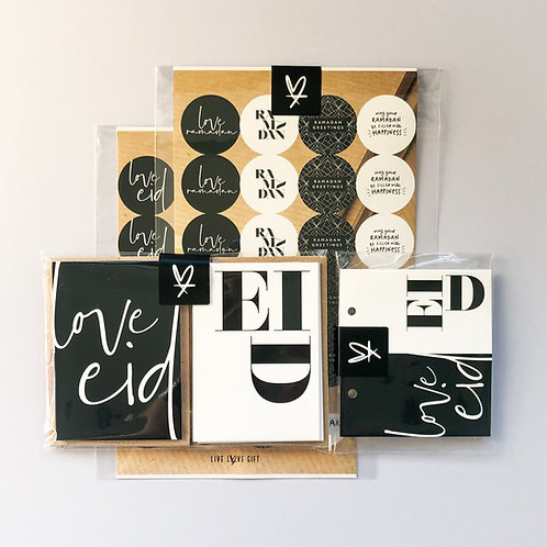 Stationery Bundle   Monotype Chic