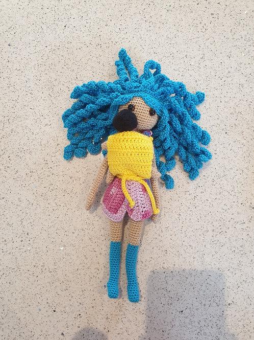 Babywearing Doll - Katy
