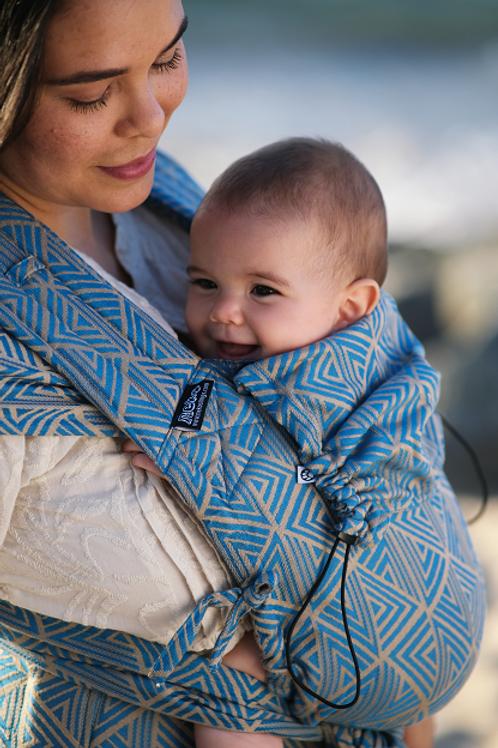 Half Buckle Baby Size - Shiraz