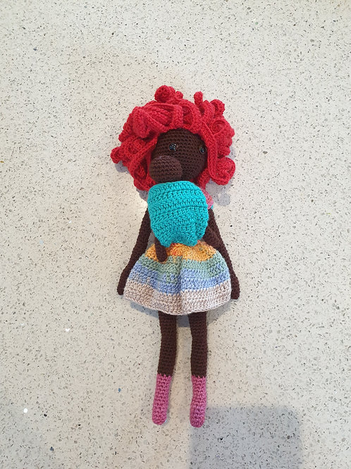 Babywearing Doll - Penelope