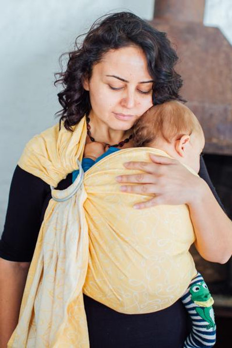 Ring Sling - Myra Gold
