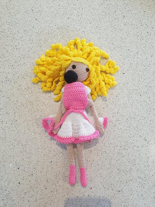 Babywearing Doll - Mimoza