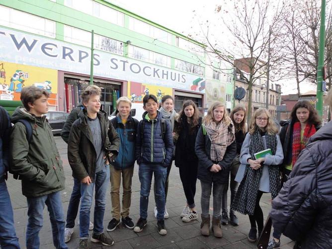Excursie Antwerpen - Technopolis