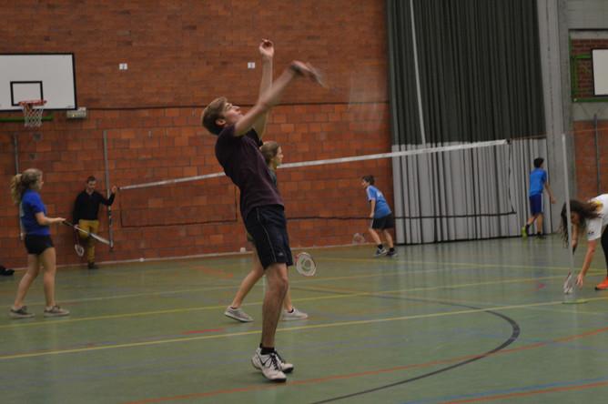 Badmintontornooi